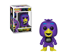 Купить Фигурку Funko Pop Фанко Поп Vinyl: Games: FNAF Blacklight: Chica