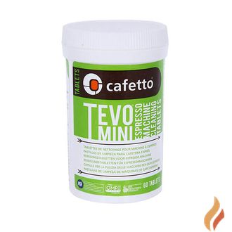 Cafetto TEVO Mini Tablets средство для автоматических кофемашин (1,5*60 таб)