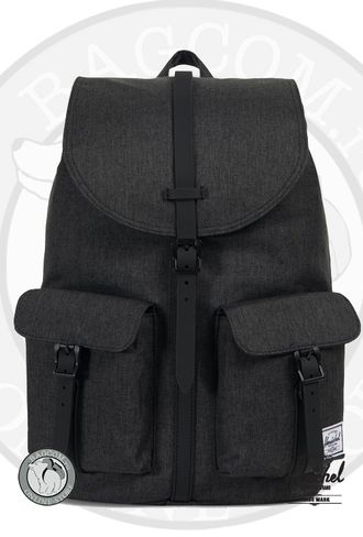 Herschel Dawson Black Crosshatch/Black купить в СПб