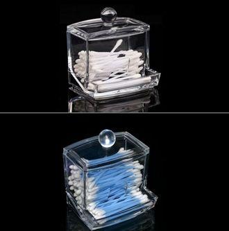 коробка ДЛЯ хранения ватных тампонов