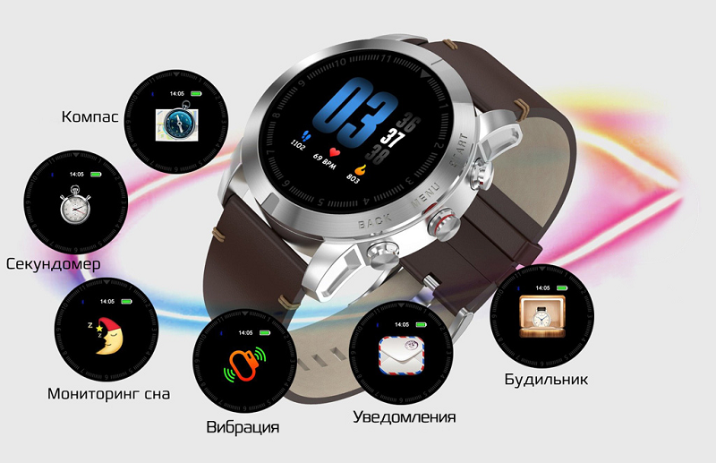 Смарт-часы CARCAM SMART WATCH S10