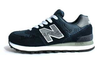 Кроссовки New Balance 574 Blue\Gray