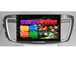 "Автомагнитола MegaZvuk T8-3696 Honda Accord 9 (2013+) на Android 8.1 Octa-Core (8 ядер) 10,1"" Full Touch"