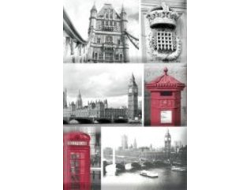 Декор Composicion London Calling C 15х22.5