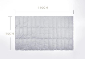 Одеяло тёплое на застежках Xiaomi Everynight warm heart down blanket