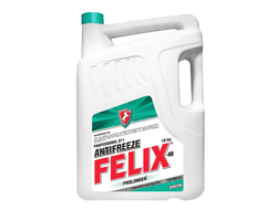 Антифриз FELIX Prolonger G11, зеленый, 10л