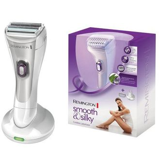 Электробритва женская REMINGTON SMOOTH & SILKY™ Cordless Ladyshaver.