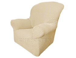 Чехлы на кресла Соты турецкого производства