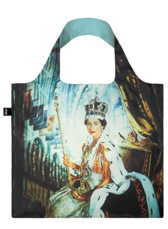 Сумка LOQI MUSEUM COLLECTION - CECIL BEATON Queen Elizabeth II