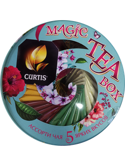 Curtis Magic Tea Box ассорти