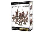 Warhammer AoS: Start Collecting! Khorne Bloodbound