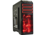 ATX Deepcool KENDOMEN RD black-red Ryzen 5 DDR4 16 Gb SSD 240 Gb HDD 1 Tb