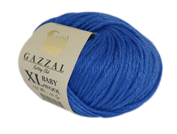 Gazzal Baby Wool XL 830 василек
