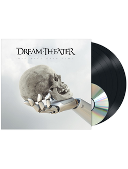 Dream Theater - Distance Over Time 2-LP+CD
