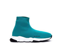 Balenciaga Speed trainer зеленые (36-41)