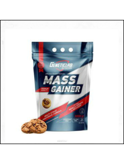 Гейнер GeneticLab Nutrition Mass Gainer 3000g