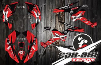 Can-am BPR Renegade #769