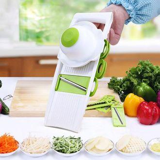 многофункциональная терка для овощей