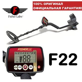 Металлоискатель фишер ф22.
