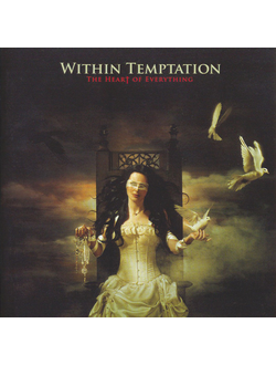 Within Temptation - The Heart Of Everything CD