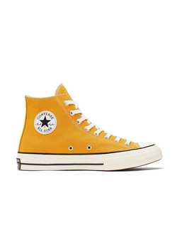 Кеды Converse All Star Chuck 70 High-Top желтые