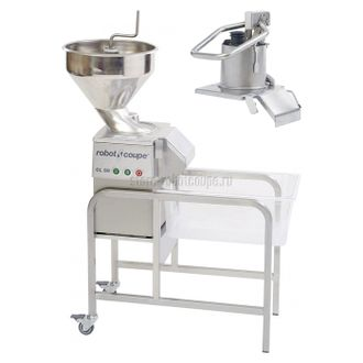 Овощерезка Robot Coupe CL55 (220 В) 2 воронки