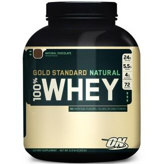 100% Whey Gold Standard Natural(2300 гр)ON