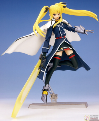 Фигурка фигма Фейт Тестаросса (figma Fate Testarossa Barrier Jacket Ver.)