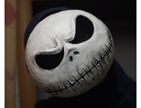Маска Скеллингтона из Кошмар перед Рождеством Jack Skellington mask