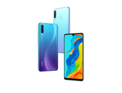 Смартфон HUAWEI P30 Lite New Edition 6/256 Gb Синий (MAR-LX1B) NFC