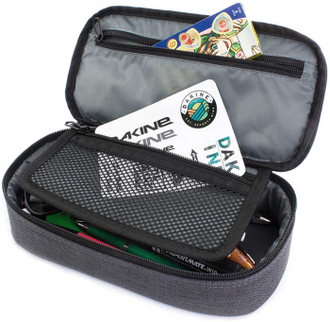 Пенал Dakine School Case Black