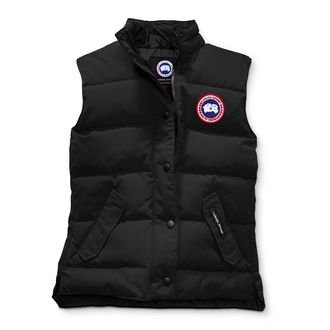 FREESTYLE VEST WOMEN BLACK