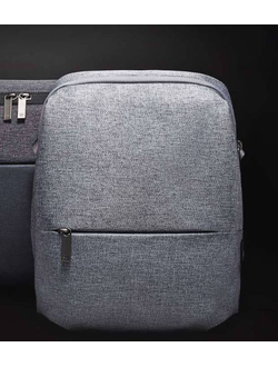 Сумка Xiaomi Shoulder backpack 90 points Small Bag светло-серый