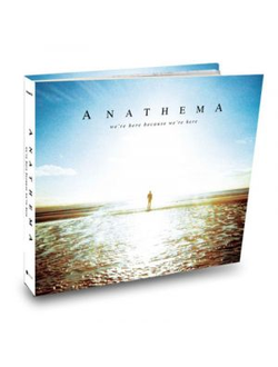 Anathema - We're Here Because We're Here CD+DVD Digibook