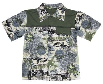 Рубашка (Артикул 2106-013) цвет хаки