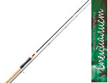 Спиннинг штек. DAIWA NINJA X LIGHT JIG, 2.40M 4-18G