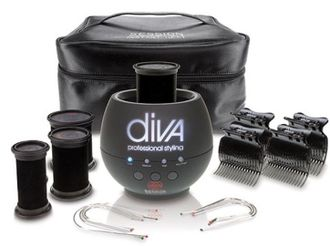 Электробигуди DIVA SESSION INSTANT HEAT HOTPOD by BABYLISS.