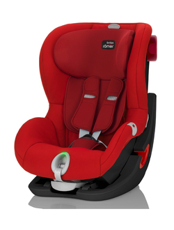 Автокресло Britax-romer King II LS Black Series (9 - 18 кг) + 500 бонусов