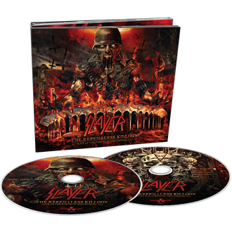 SLAYER - The Repentless Killogy - Live 2-CD