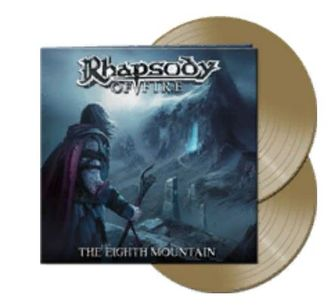 Rhapsody Of Fire - The Eighth Mountain 2-LP