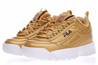 Кроссовки FILA DISRUPTOR 2 Gold (36-41)