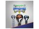 Сменная кассета Gillette Fusion5 ProGlide Power, 2 шт (Формула 1)