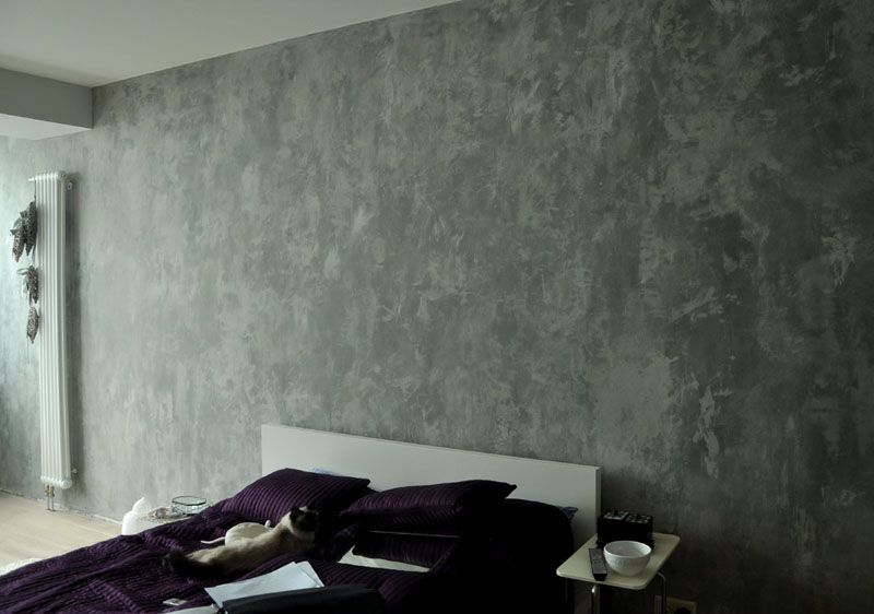 Decorazza Art Beton - в интерьере