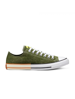 Кеды Converse Chuck Taylor All Star Happy Camper Low Top зеленые