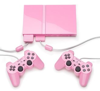 Sony Playstation 2 77008 (pink) (ReSale)
