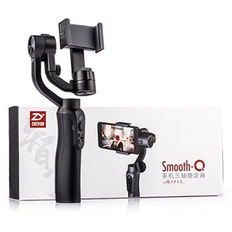Стедикам электронный стабилизатор 3-х осевой Zhiyun Smooth Q
