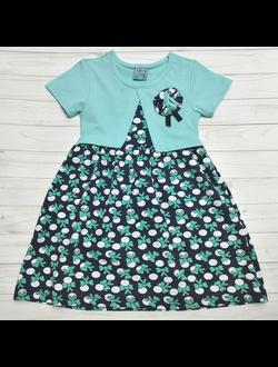Платье для девочки (Артикул 4183)