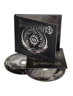 Decapitated Carnival Is Forever CD+DVD Digi US