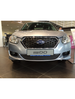 Защита радиатора Standart Datsun on-DO 2014-нв. Код: S066