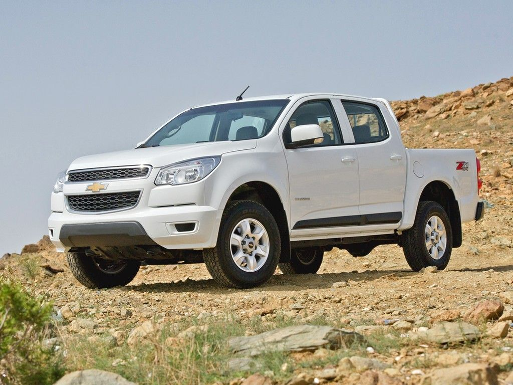 Chevrolet Colorado Шевроле